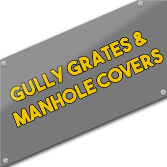 Gully Grates and Manhole covers